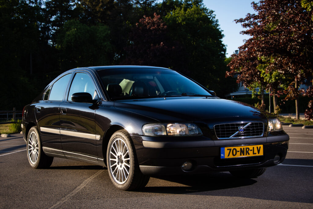 Volvo S60 2.4 170 pk 2003 te koop